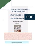 AI Troubleshooting Impact Analysis 2017