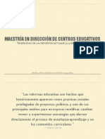 REFORMAS EDUCATIVAS