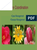 Care Coordindation