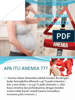 Anemia Pada Kehamilan