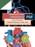 Pengkajian Sistem Kardiovaskuler