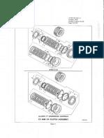 Piston Seal Clutch C3, C4_Allison 3000