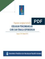 Rnpk 2015 - Komisi 3 Guru