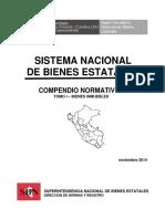 Compendio Normativo Inmueble 07 Noviembre 2014