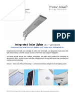 Photon Solar Led Lights Catalogue