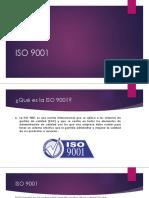 Presentación DeISO 9001