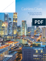 Visa Cashless Cities Report