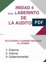El Laberinto de La Auditoria
