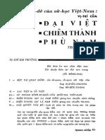 Đại Việt,Chiêm Thành,Phù Nam Trong Lịch Sử Việt Nam - Tạ Chí Đại Trường - Tập San Sử Địa Số 4 (1966)