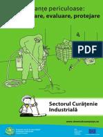 Curatenie industriala