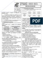 Química - Pré-Vestibular Impacto - Misturas do Dia-Dia