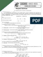 Química - Pré-Vestibular Impacto - Introdução às Reações II