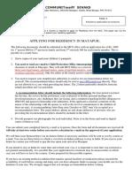 form1 app procdures