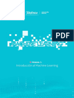 Machine Learning M01