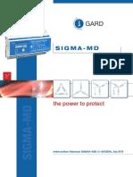 C 455EM Sigma MD Manual