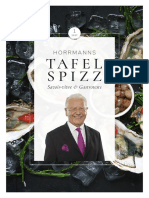 Heinz Horrmann's Tafelspizz - Savoir-Vivre & Gastrotests