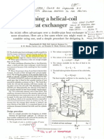 Designing a Helical-Coil Heat Exchanger