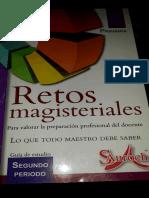 Retos Magisteriales Segundo Periodo Light
