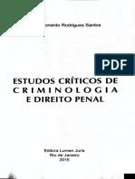 Hugo Santos - A criminalização da pobreza
