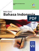 Buku Kelas VII Bahasa Indonesia