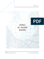 Modelo de Calidad Europeo 2017may03