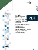 Bowex Spojnice Tip m24