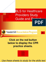 BLS Study Guide and Pretest