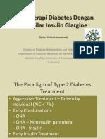 Biosimilar Insulin Glargine