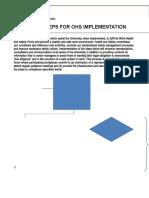 OHS PDF