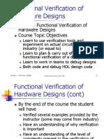 Lect 28 Verif 1 - Verification Overview.ppt