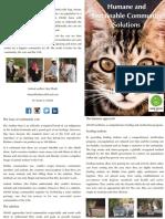 Leaflet - Community Animals 2