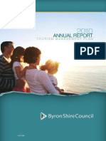 Byron Shire Tourism Management Plan Annual Report 2010