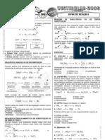 Química - Pré-Vestibular Impacto - Reações Químicas - Tipos de Reações III