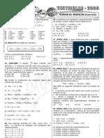 Química - Pré-Vestibular Impacto - Número de Oxidação - Exercícios