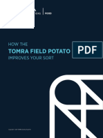 How the TOMRA Field Potato Sorter Improves your Sort