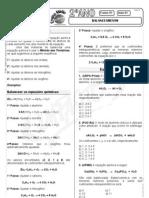 Química - Pré-Vestibular Impacto - Balanceamento das Equações II