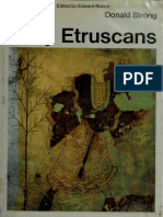 The Early Etruscans (History Arts)