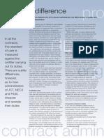 JCT NEC AND FIDIC.pdf
