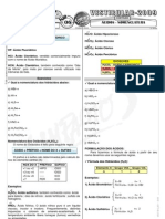 Química - Pré-Vestibular Impacto - Ácidos - Nomenclatura I