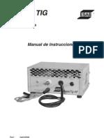 Generador de Alta Frecuencia ESAB