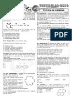 Química - Pré-Vestibular Impacto - Estudo do Carbono