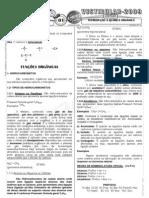 Química - Pré-Vestibular Impacto - Introdução à Química Orgânica I