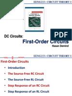 EENG223 Ch07 First Order Circuits