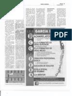 Novidades informativas do IES García Barbón