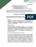 SENTENCIA N° 179-1999