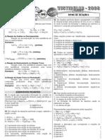 Química - Pré-Vestibular Impacto - Reações Químicas - Tipos de Reações I