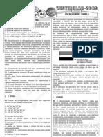 Química - Pré-Vestibular Impacto - Tabela Periódica - Exercícios II