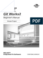 GX Works2 Beginner's Manual (Simple Project) - Sh080787engo
