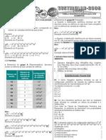 Química - Pré-Vestibular Impacto - Tabela Periódica - Classificação dos Elementos II