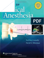 Clinical Anestesia